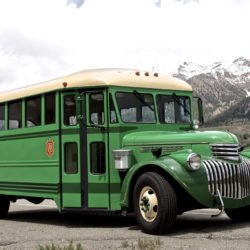 History of the Bus | The Vintage Tour Bus Company